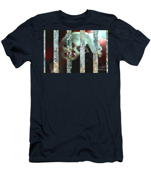 Mm 128 Sis 3 Men's T-Shirt (Athletic Fit)