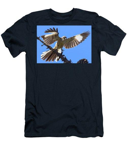 Mockingbird Sees Me I Men's T-Shirt (Athletic Fit)