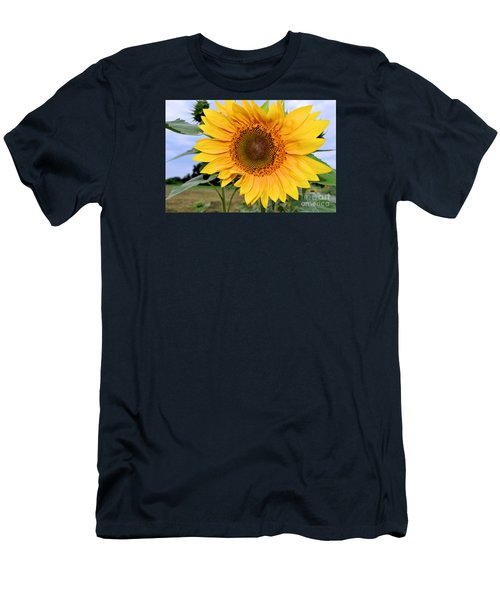 Men's T-Shirt (Slim Fit) featuring the photograph Molly by Sandy Molinaro