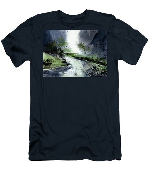 Monsoon 2018 -3 Men's T-Shirt (Athletic Fit)