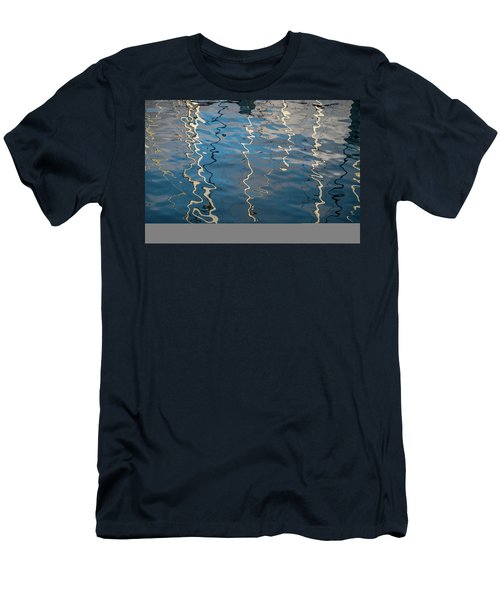 Men's T-Shirt (Athletic Fit) featuring the photograph Monterey Reflection I Color by David Gordon