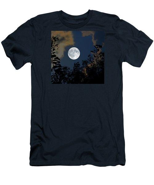 Moon Glo Men's T-Shirt (Athletic Fit)