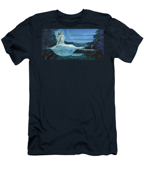 Moonbeams Men's T-Shirt (Athletic Fit)