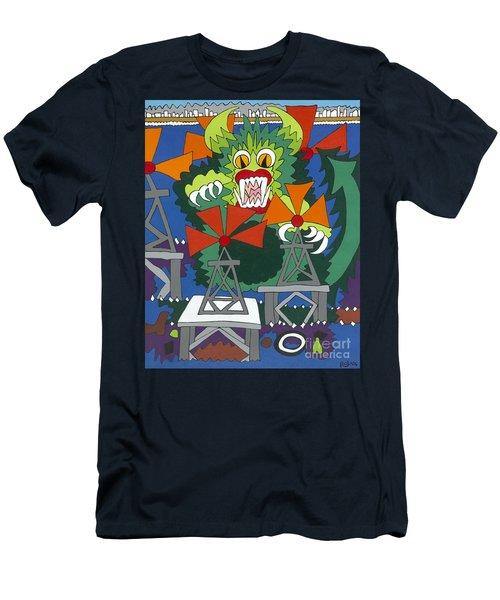 Mother Nature's Helper Men's T-Shirt (Athletic Fit)