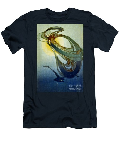 Mother West Wind 1920 Men's T-Shirt (Slim Fit) by Padre Art