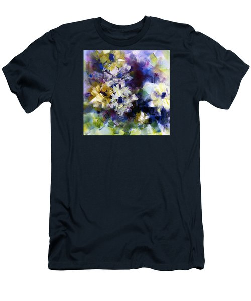 Men's T-Shirt (Slim Fit) featuring the painting Mothers Day by Katie Black