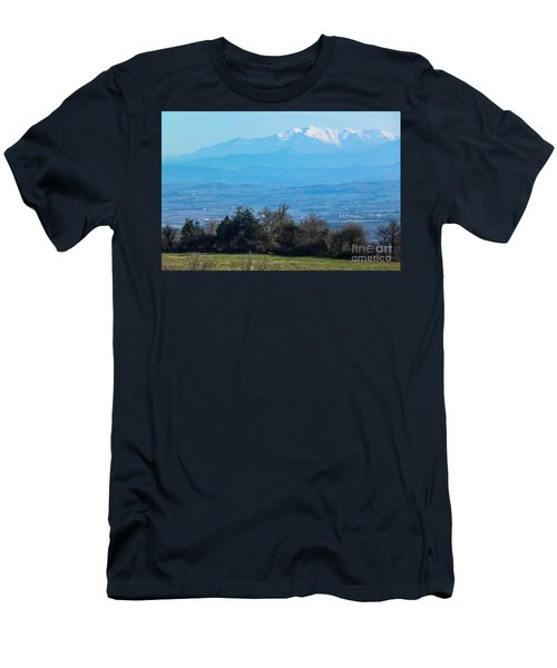 Mountain Scenery 6 Men's T-Shirt (Athletic Fit)