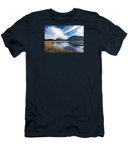 Mountain Splendor Men's T-Shirt (Athletic Fit)