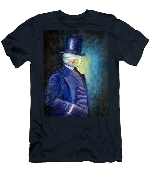 Mssr. Fishhead Men's T-Shirt (Athletic Fit)