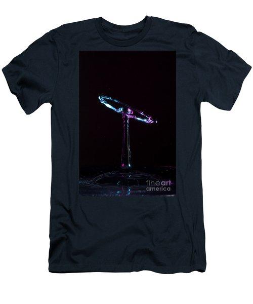 Multi Spinner Men's T-Shirt (Athletic Fit)