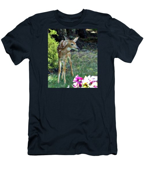 My Deer Friend...... Men's T-Shirt (Athletic Fit)