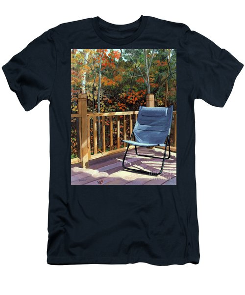 My Favorite Spot Men's T-Shirt (Athletic Fit)
