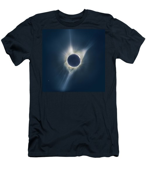 Mystic Eclipse  Men's T-Shirt (Athletic Fit)