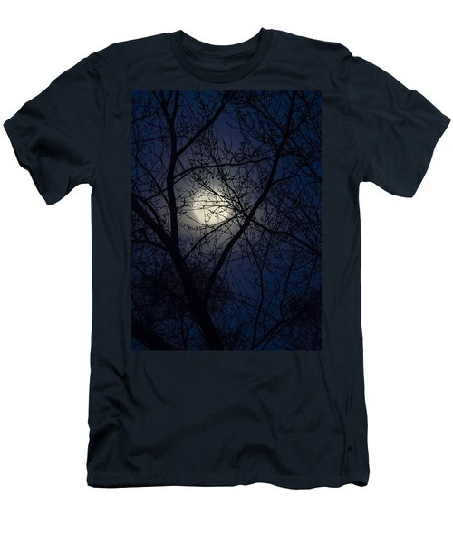 Mystic Moon Men's T-Shirt (Athletic Fit)