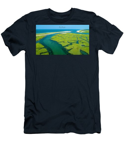 Nature Kayaking Men's T-Shirt (Athletic Fit)