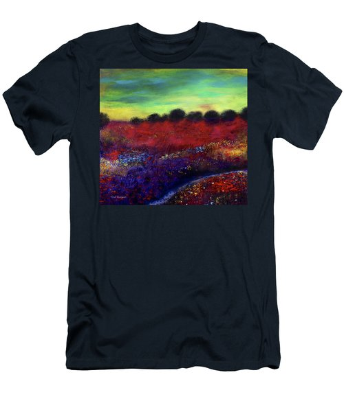 Natures Bouquet Men's T-Shirt (Slim Fit) by Dick Bourgault