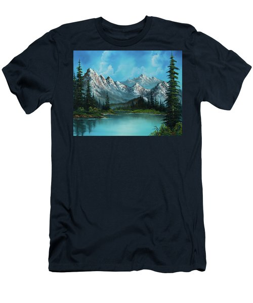 Nature's Grandeur Men's T-Shirt (Athletic Fit)