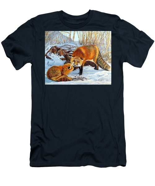 Natures Submission Men's T-Shirt (Athletic Fit)