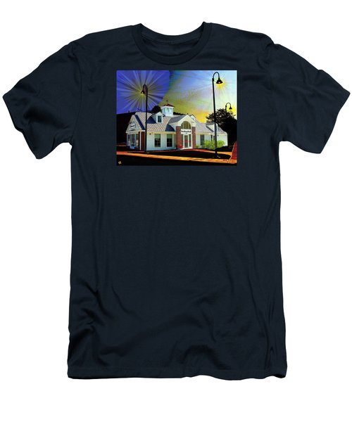Needham Bank Ashland Ma Men's T-Shirt (Athletic Fit)