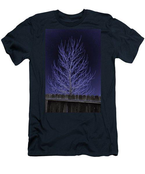 Neon Tree Men's T-Shirt (Athletic Fit)