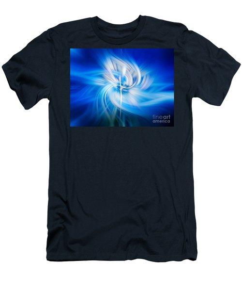 Neon Wisp Men's T-Shirt (Athletic Fit)
