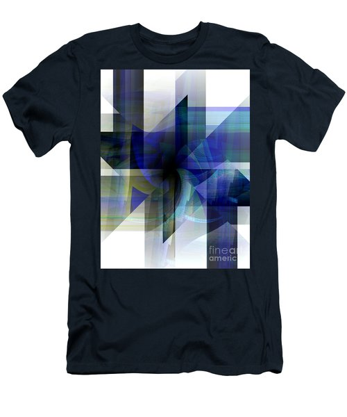 Transparency Men's T-Shirt (Slim Fit) by Thibault Toussaint