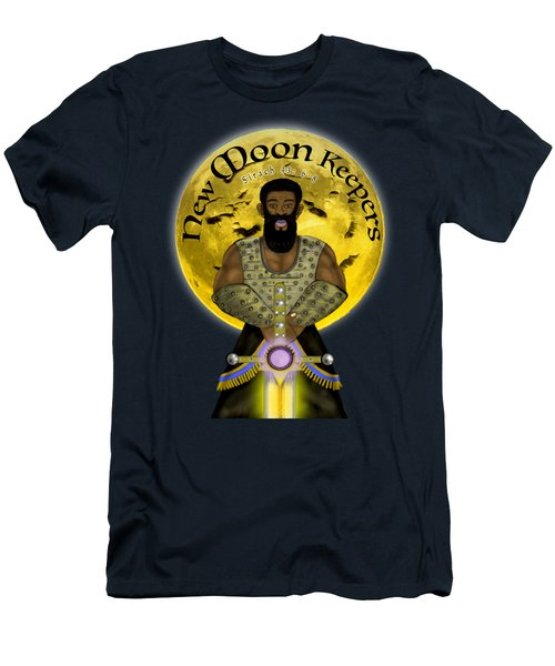 New Moon Keepers Men's T-Shirt (Athletic Fit)