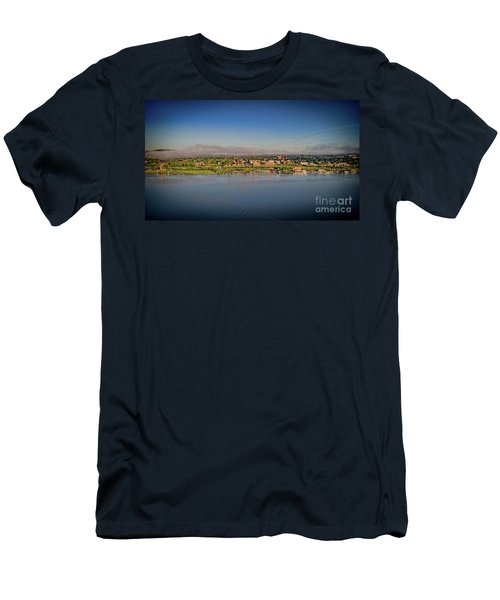Newburgh, Ny From The Hudson River Men's T-Shirt (Athletic Fit)