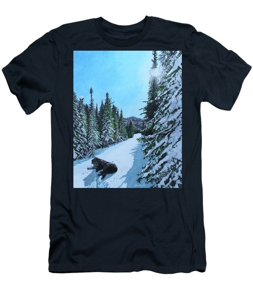 Newfoundland In Labrador II Men's T-Shirt (Athletic Fit)