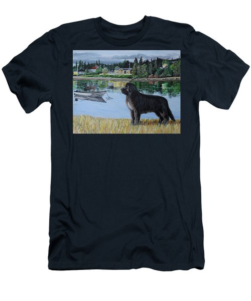 Newfoundland In Labrador Men's T-Shirt (Athletic Fit)