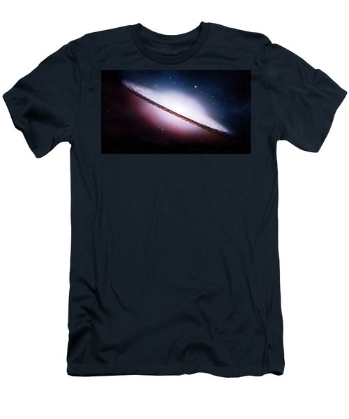 Ngc 2035 Magellanic Cloud Galaxy Men's T-Shirt (Athletic Fit)