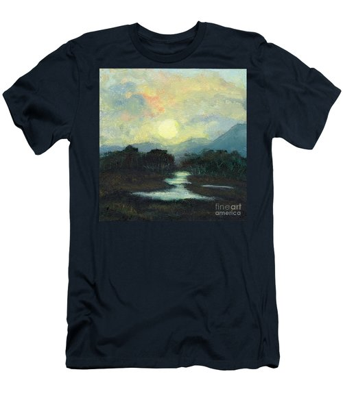 Nicaragua Jungle Moon Men's T-Shirt (Athletic Fit)