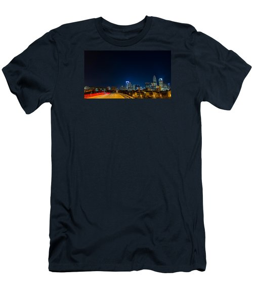 Night Drive Men's T-Shirt (Athletic Fit)