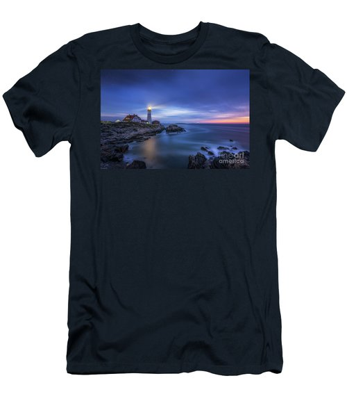 Night Watch  Men's T-Shirt (Athletic Fit)