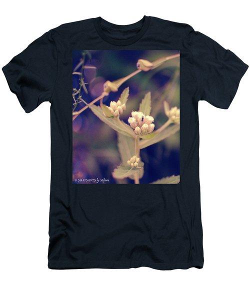 Nip It In The Bud Men's T-Shirt (Slim Fit) by Stefanie Silva