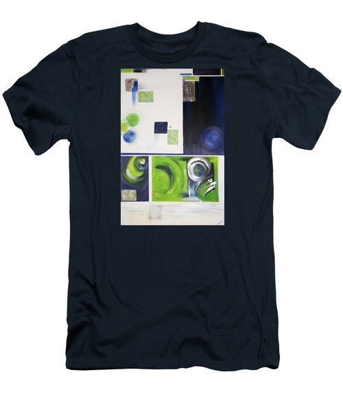 Number 12 Men's T-Shirt (Athletic Fit)