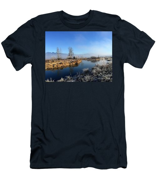 October Morning Men's T-Shirt (Athletic Fit)