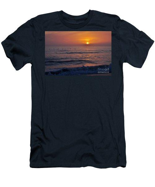 October Set Men's T-Shirt (Athletic Fit)