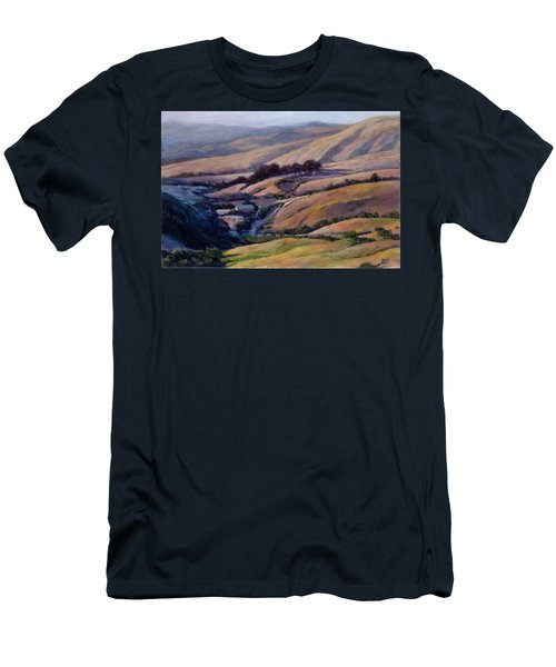 Off Jalama Road Men's T-Shirt (Athletic Fit)