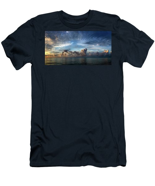 Oh, What A Beautiful Morning Men's T-Shirt (Athletic Fit)