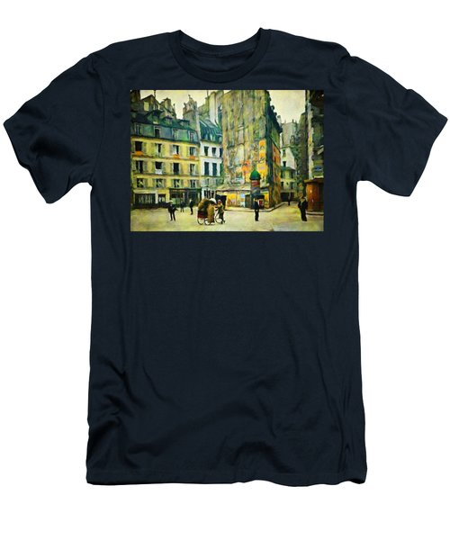 Old Paris Men's T-Shirt (Athletic Fit)