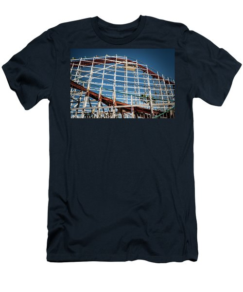 Old Woody Coaster Men's T-Shirt (Athletic Fit)