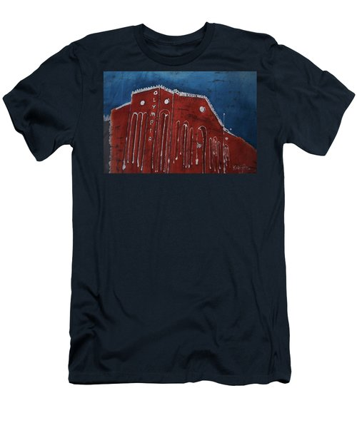 Olympia Stadium Detroit Men's T-Shirt (Athletic Fit)