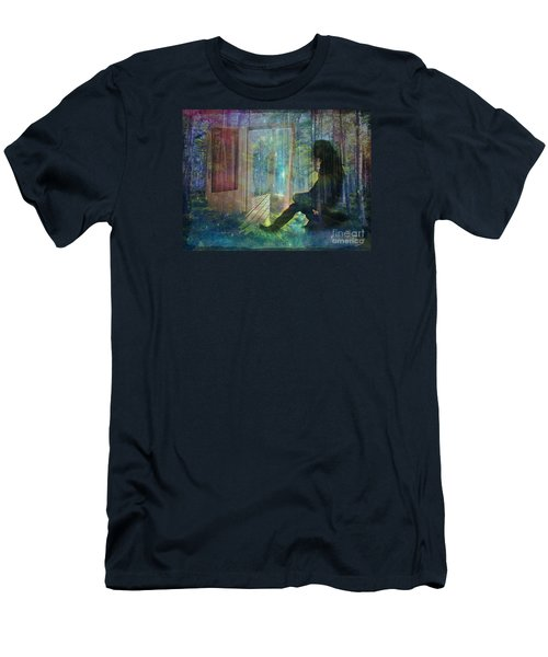 On The Edge Of Summerland 2015 Men's T-Shirt (Athletic Fit)