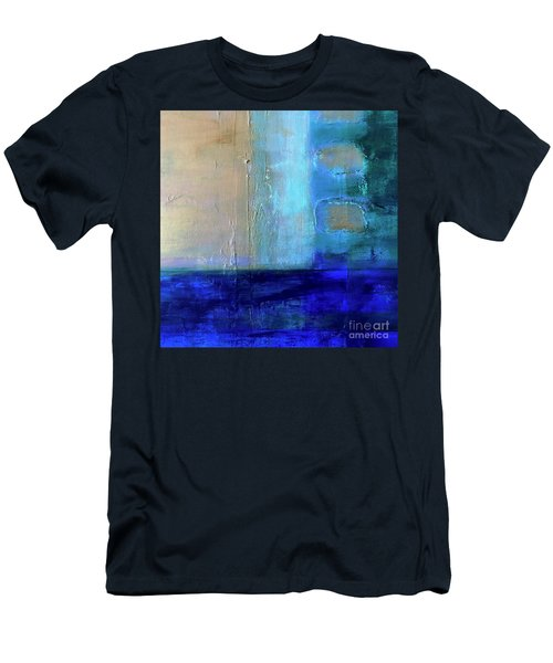 On The Right Side Men's T-Shirt (Athletic Fit)