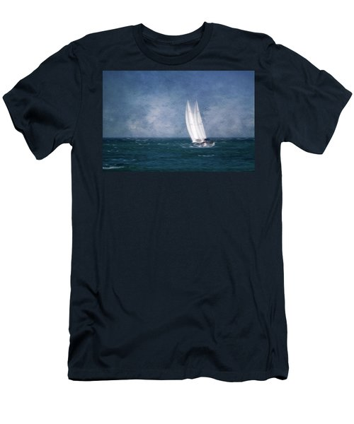 On The Sound Men's T-Shirt (Athletic Fit)