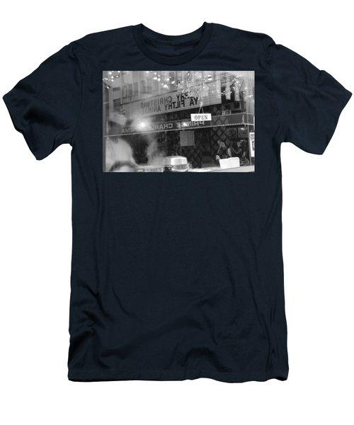 Open Screening Men's T-Shirt (Athletic Fit)