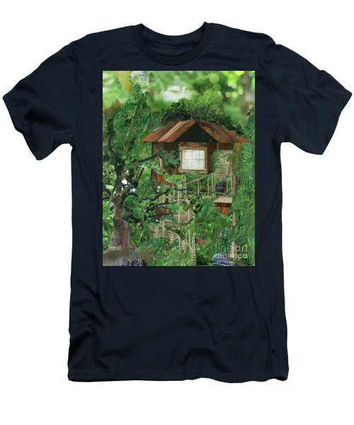 Organic Living Men's T-Shirt (Athletic Fit)
