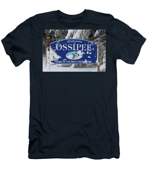Ossipee Nh Men's T-Shirt (Athletic Fit)