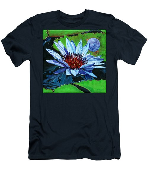 Our Little Blue Planet Men's T-Shirt (Athletic Fit)